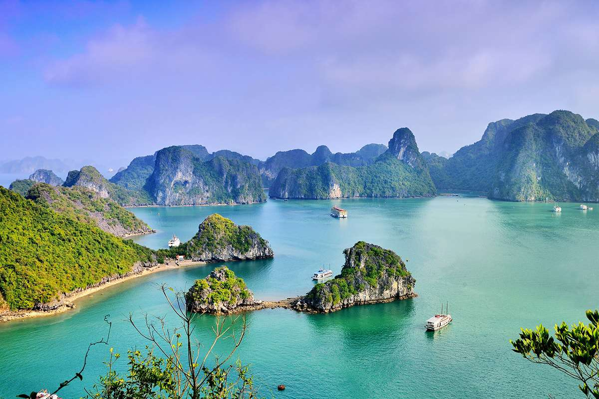 Peninsula Tours And Travels Vietnam Tour Package